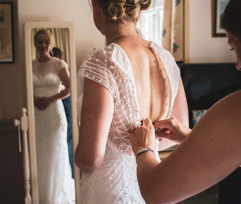 My favourite part(s) of photographing your wedding day and why!