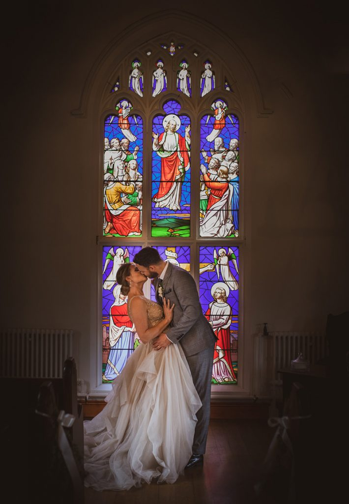 Beautiful wedding at Thicket Priory
